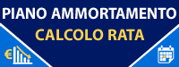 Piano di ammortamento - Calcolo Rate