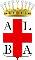 Stemma Comune di Alba