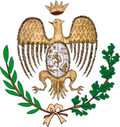 Stemma Comune di Alessandria della Rocca