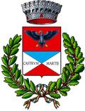 Stemma Comune di Castelmarte