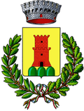 Stemma Comune di Castelnuovo Cilento