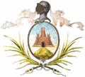 Stemma Comune di Monforte d'Alba