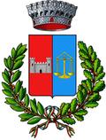 Stemma Comune di Oggiona con Santo Stefano