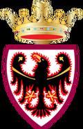 Stemma Provincia autonoma di Trento
