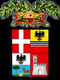 Stemma Provincia di Pavia