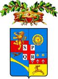 Stemma Provincia di Reggio nell'Emilia