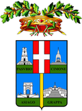 Stemma Provincia di Vicenza
