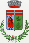 Stemma Comune di Sant'Alessio con Vialone