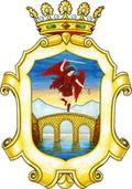 Stemma Comune di Sant'Angelo in Pontano
