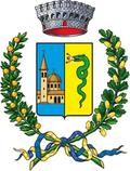 Stemma Comune di Santa Cristina e Bissone