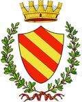 Stemma Comune di Villafranca Piemonte